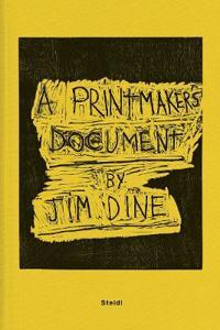A Printmaker's Document
