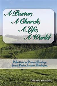 A Pastor, a Church, a Life, a World: Reflections on Pastoral Theology from a Pastor, Teacher, and Theologian