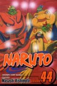 Naruto, Vol. 44