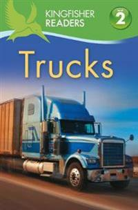 Kingfisher Readers: Trucks (Level 2: Beginning to Read Alone)