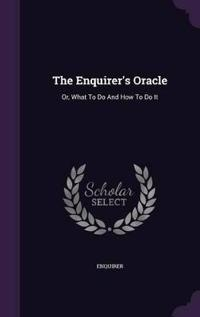 The Enquirer's Oracle