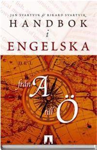 Handbok i engelska från A till Ö