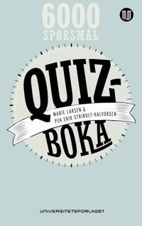 Quizboka; 6000 spørsmål