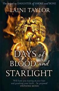 Days of blood and starlight - the sunday times bestseller. daughter of smok