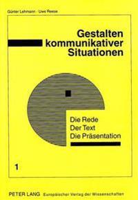 Die Rede - Der Text - Die Praesentation