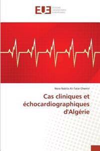 Cas cliniques et échocardiographiques d'Algérie