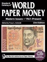 Standard Catalog of World Paper Money, Modern Issues 1961-present