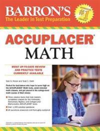 Barron's Accuplacer Math