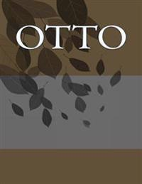 Otto: Personalized Journals - Write in Books - Books You Can Write in