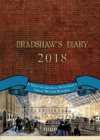 Bradshaw's Railway Diary 2018