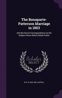 The Bonaparte-Patterson Marriage in 1803