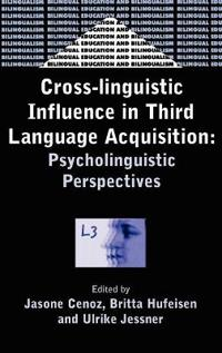 Cross-Linguistic Influence in Third Language Aquisition
