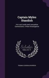 Captain Myles Standish