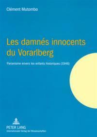 Les Damnes Innocents Du Vorarlberg: Parianisme Envers Les Enfants Historiques (1946)