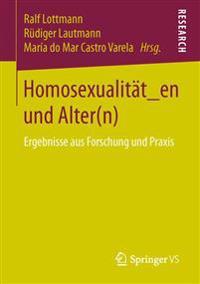 Homosexualit t_en Und Alter(n)