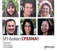 SFI-boken LYSSNA! Kurs B och C, CD