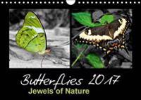 Butterflies 2017 Jewels of Nature 2017