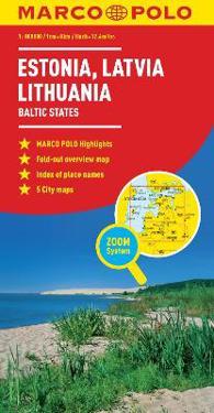Marco Polo Estonia, Latvia, Lithuania