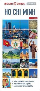 Insight Guides Flexi Map Ho Chi Minh