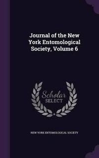 Journal of the New York Entomological Society, Volume 6