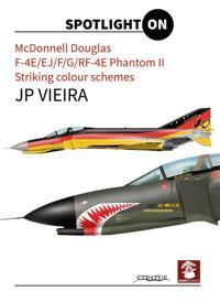 McDonnel Douglas, F-4e/Ej/F/G/RF-4e Phantom II. Striking Colour Schemes