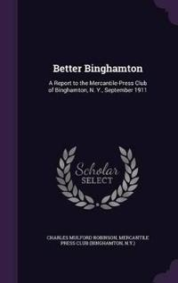 Better Binghamton
