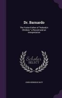 Dr. Barnardo
