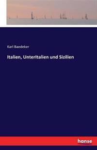 Italien, Unteritalien Und Sizilien