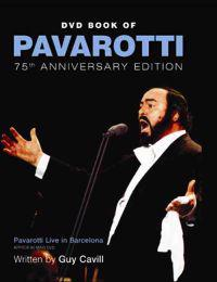 Dvd Book of Pavarotti