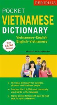 Periplus Pocket Vietnamese Dictionary: Vietnamese-English English-Vietnamese