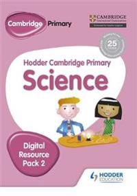 Hodder Cambridge Primary Science Digital Resource 2