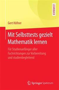 Mit Selbsttests Gezielt Mathematik Lernen