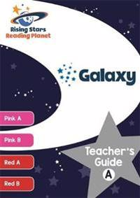 Reading Planet Galaxy Teacher's Guide A (Pink A - Red B)