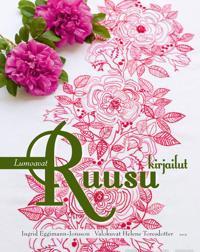 Lumoavat ruusukirjailut