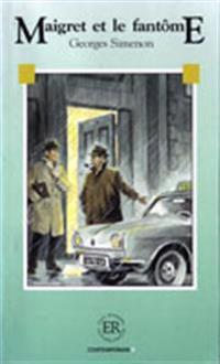 Easy Readers Maigret et le fantôme nivå B - Easy Readers