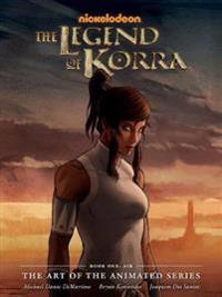 The Legend of Korra the Art of the Animated 1
