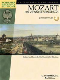 Mozart - Six Viennese Sonatinas: Piano [With CD (Audio)]