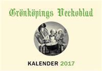 Grönköpings Veckoblad väggkalender 2017