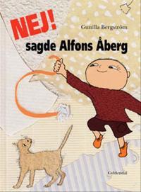Nej! sagde Alfons Åberg