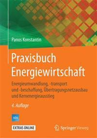 Praxisbuch Energiewirtschaft: Energieumwandlung, -Transport Und -Beschaffung, Ubertragungsnetzausbau Und Kernenergieausstieg