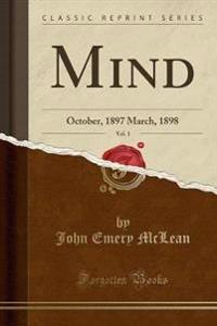 Mind, Vol. 1