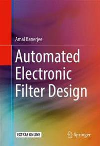 Automated Electronic Filter Design
