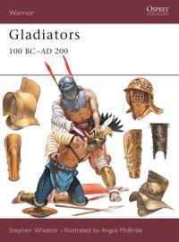 Gladiators: 100 BC-AD 200
