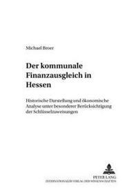 Der Kommunale Finanzausgleich in Hessen