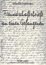 Freundschaftsbriefe an Einen Gefangenen: Unbekannte Briefe Der Schriftstellerin Fanny Lewald an Den Liberalen Juedischen Politiker Johann Jacoby Aus D