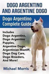 Dogo Argentino and Argentine Dogo