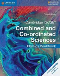 Cambridge Igcse Combined and Co-ordinated Sciences Physics