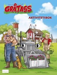 Gråtass. Aktivitetsbok