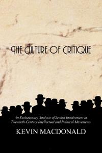 The Culture of Critique