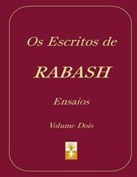 OS Escritos de Rabash - Ensaios: Volume 2